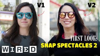 Snap Spectacles: Are They the Face Camera We've Been Waiting For?   WIRED