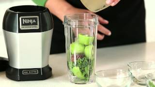 Healthy Recipe by Nutri Ninja® | Ginger Greens Drink