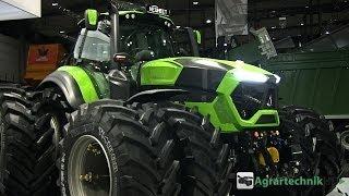Agritechnica Special - DEUTZ FAHR Serie 9 und 11 Highlight