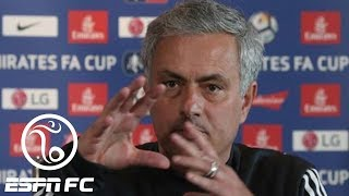 Jose Mourinho goes on 12-minute rant, blames Manchester United