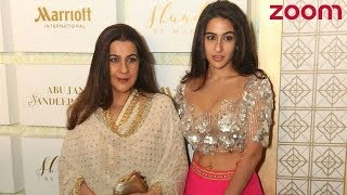 Not From Saif, But Sara Ali Khan Takes Career Advice From Amrita Singh | Bollywood News