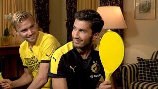 Das BVB-Zimmerduell Spezial mit Nuri Sahin und Marcel Schmelzer | Bad Ragaz 2016
