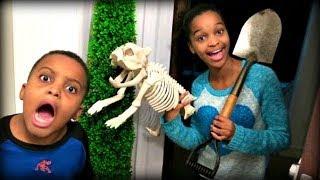 Bad Baby Zombie Dog ATTACKS - New Puppy Shasha And Shiloh - Onyx Kids