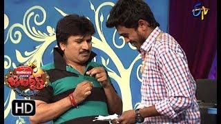 Rocket Raghava Performance | Jabardasth |  15th February 2018  | ETV  Telugu