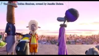 Sing Ending Scene - Golden Slumbers by Jennifer Hudson with LYRICS