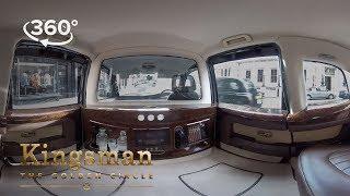 Kingsman: The Golden Circle | A 360° Virtual Reality Tour | 20th Century FOX