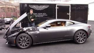 The Aston Martin DB11 Costs $250,000 - And It's Amazing