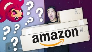 Opening The 100% RANDOM Amazon Packages! Mystery Amazon Unboxing!