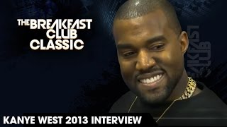 The Breakfast Club Classic - Kanye West Interview 2013
