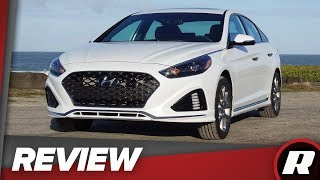 2018 Hyundai Sonata: Making sedans cool again