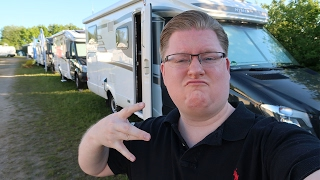 Snob aufm Campingplatz - 50 Jahre AMG Teil 1