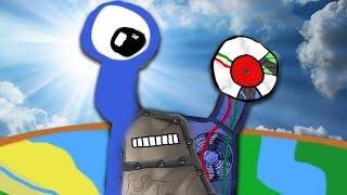 Ich werde zum Roboter | #03 「The Talos Principle」
