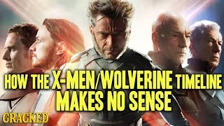 How The X-MEN / WOLVERINE Timeline Makes No Sense
