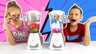 Making Slime in a BLENDER