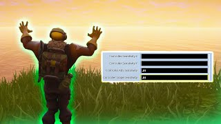 Can you win with LOWEST SENSITIVITY POSSIBLE?