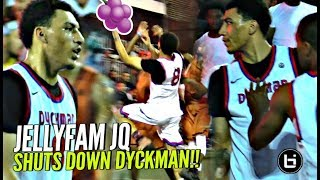 They Dbl Teamed Jahvon Quinerly w/ NO LUCK! JQ GOES CRAZY at NYC