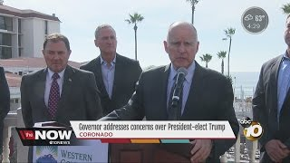 Gov. Brown issues warning over Obamacare repeal