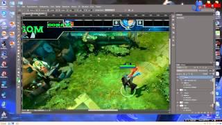 Гайд Как сделать рамки для стрима CS:GO - CoolPlay Videos Portal
