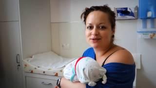 Nach der Geburt im Krankenhaus | Mellis Blog