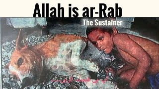Allah is ar-Rab - The Sustainer - IslamSearch.org
