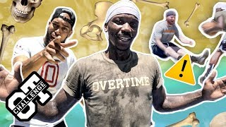Streetball Legend BONE COLLECTOR Snaps Harlem In The Overtime Challenge! Calls Out JULIAN NEWMAN 😱