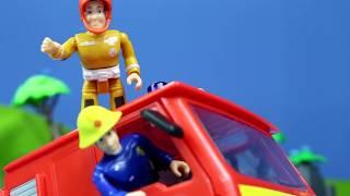 FEUERWEHRMANN SAM: Beste FEUERWEHRAUTO Rettungsaktion für Kinder   Fireman Sam neue Episode deutsch
