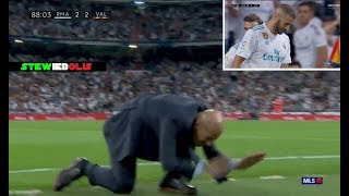 Karim Benzema ⚽ All Misses ⚽ Real Madrid Vs Valencia 2-2 ⚽ 2017\2018 ⚽ HD #BenzemaOut