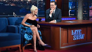 Full Interview: Lady Gaga Talks To Stephen Colbert