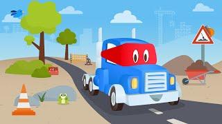 Carl der Super Truck Baustelle : Graben, Bohren & Bauen !