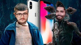Enfrentados por el iPhone X