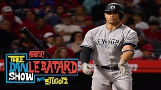 Tim Kurkjian concerned about strikeout rate in MLB | The Dan Le Batard Show | ESPN