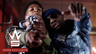 """Ralo Feat. YoungBoy Never Broke Again """"Rain Storm"""" (WSHH Exclusive - Official Music Video)"""
