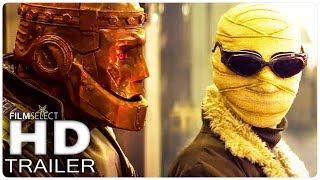 DC UNIVERSE: DOOM PATROL Teaser Trailer (2019)