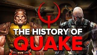 The History of Quake