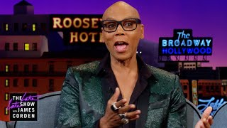 RuPaul Was Once Diana Ross