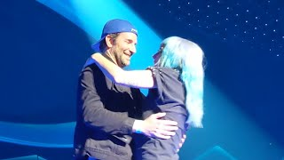 Lady Gaga - Shallow (Live) WITH BRADLEY COOPER - Full Video - Enigma Vegas Residency