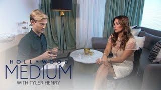Kyle Richards Has Emotional Reading With Tyler Henry | Hollywood Medium with Tyler Henry | E!