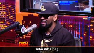 R. Kelly Stops By Dish