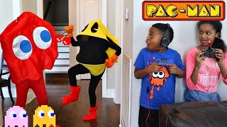 PAC-MAN ATTACKS Bad Baby Shiloh and Shasha - Onyx Kids