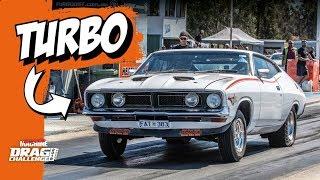 BIG turbo XB Falcon Hardtop 8sec street car