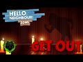 HELLO NEIGHBOR SONG (GET OUT) LYRIC VIDE...mp3
