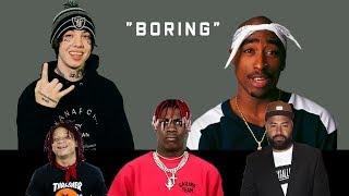Celebrities React to Lil Xan Calling Tupac