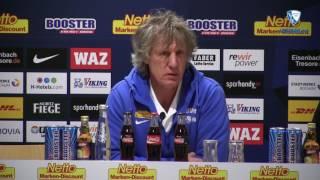 Die Pressekonferenz vor der Partie VfL Bochum 1848 - SpVgg Greuther Fürth