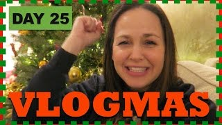 HAPPY CHRISTMAS! | DAY 25 | VLOGMAS 2016