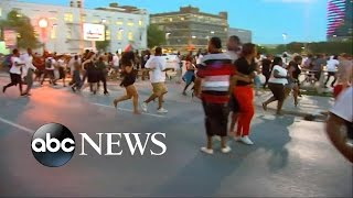 Dallas Protest Quickly Turns to Tragedy