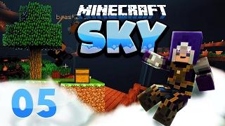 KRIEG mit Baasti! - Minecraft SKY Ep. 05 | VeniCraft