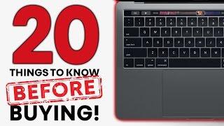 2016 MacBook Pro - 20 Things Before Buying!