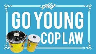 SAYKOJI - GO YOUNG COP LAW | LYRIC VIDEO