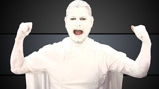 The Return of Whiteface Man