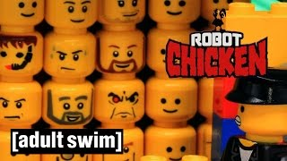 The Best of Lego | Robot Chicken | Adult Swim